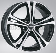 Borbet XL 7,5x17 5x112 ET50 DIA72,6 (black polished)
