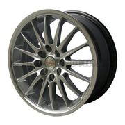RS Wheels 702 5,5x14 4x100 ET 45 Dia 56,6 (MLB)