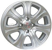 RS Wheels 708 6x14 4x100 ET 38 Dia 69,1 (MB)