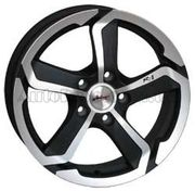 RS Wheels 5158TL 5,5x13 4x98 ET 35 Dia 58,6