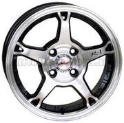 RS Wheels 5162TL 6x14 4x100 ET 38 Dia 67,1
