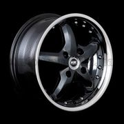 Racing Wheels H-303 7x17 5x112 ET35 DIA73,1 (BK/P)