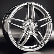 Racing Wheels H-109 6,5x15 4x100 ET40 DIA73,1 (CBG)