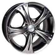 Racing Wheels H-253 6x14 4x98 ET 38 Dia 58,6 (H/S)