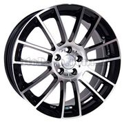 Racing Wheels H-408 7x16 5x108 ET40 DIA67,1 (BK-F/P)