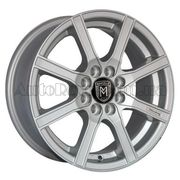 Marcello MR-30 5,5x13 4x98/100 ET 35 (silver)