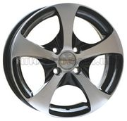 RS Wheels 504BY 6x14 4x98 ET 35 Dia 58,6 (MB)