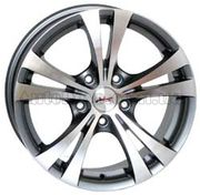 RS Wheels 5066 5,5x13 4x98 ET 35 Dia 58,6 (silver)
