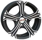 RS Wheels 552J 6x14 4x100 ET 35 Dia 69,1 (графит)