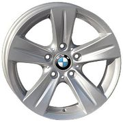 For Wheels BM 533f (BMW) 7x16 5x120 ET 34 Dia 72,6 (silver)