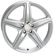 For Wheels ME 563f (Mercedes) 7,5x17 5x112 ET 34 Dia 66,6 (HS)