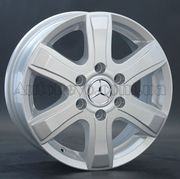 Replay Mercedes (MR92) 7x17 6x130 ET56 DIA84,1 (silver)