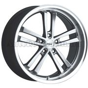 TSW Mondello 8x18 5x112 ET32 DIA72 (chrome)