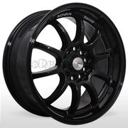 Advan 183 6,5x15 5x112/114,3 ET38 DIA67,1 (black)