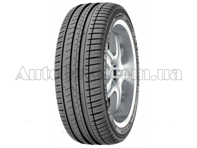 Michelin Pilot Sport 3 245/45 ZR17 99Y XL