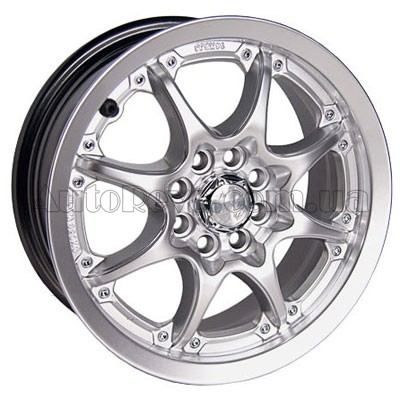 Racing Wheels H-113 5,5x13 4x98 ET35 DIA58,6 (HTP)